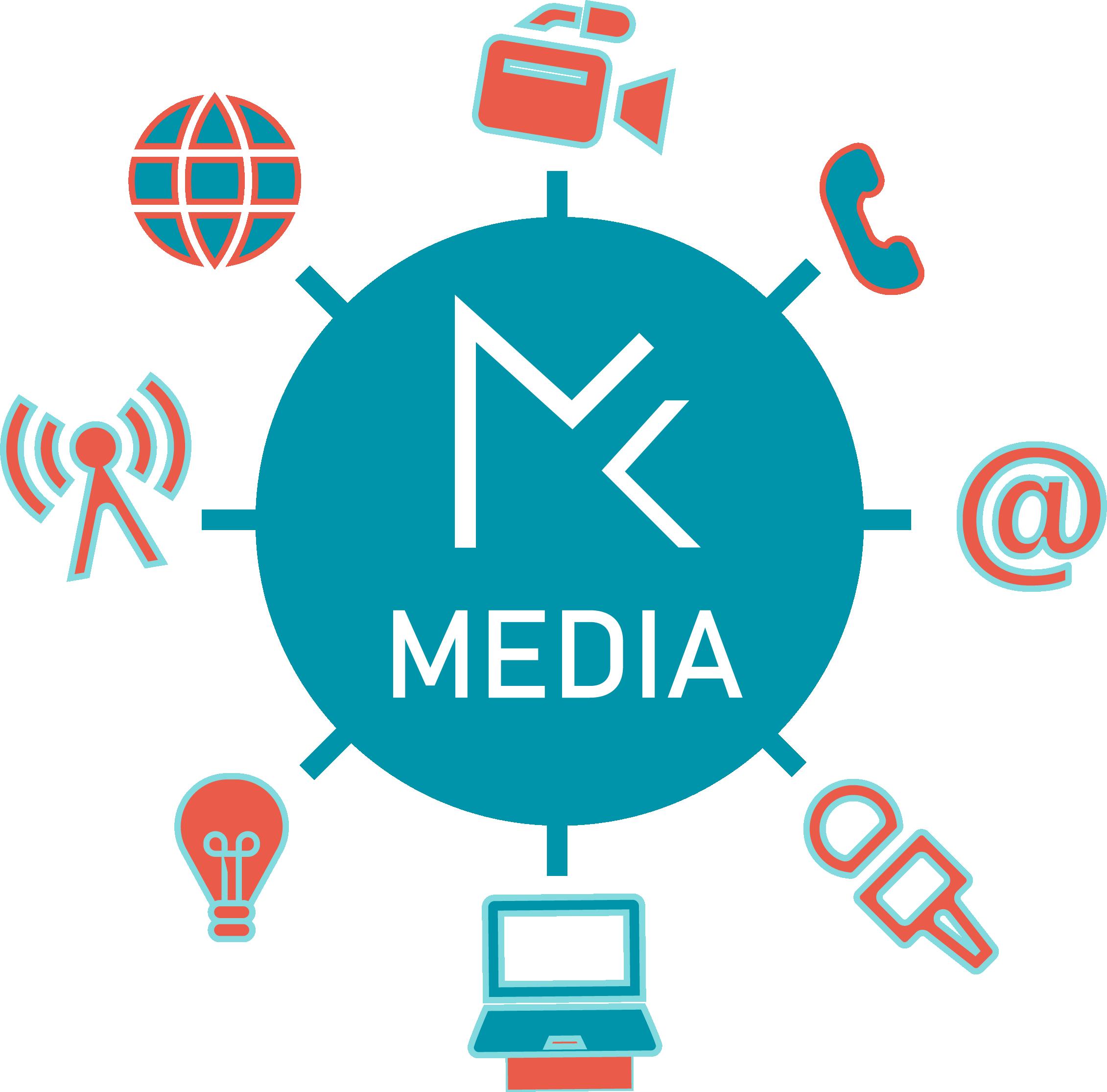 Apresentação do domínio dos Media