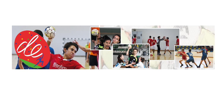 Componentes e meios de ensino do Jogo de Andebol [05 a 26 março | alentejo]