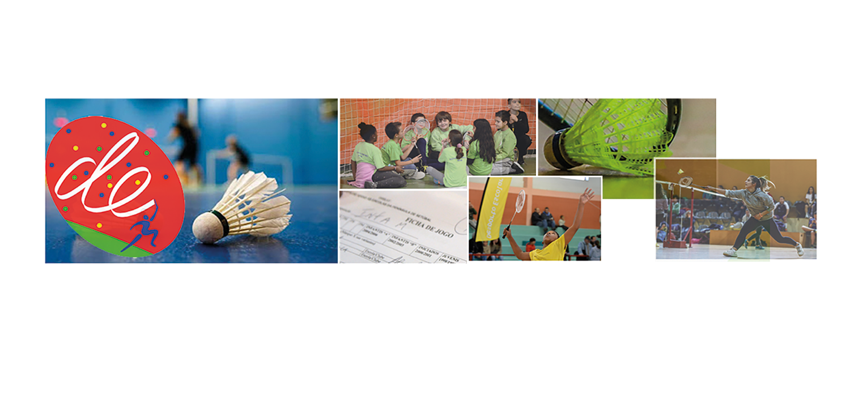 Badminton na Escola (AltoTejo DSRCentro)